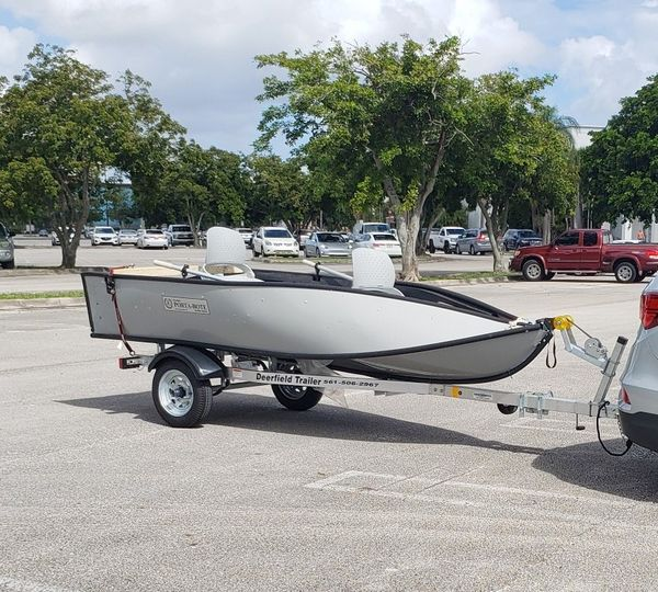 New Porte A Bote Folding Dinghy Folding Boat For Sale
