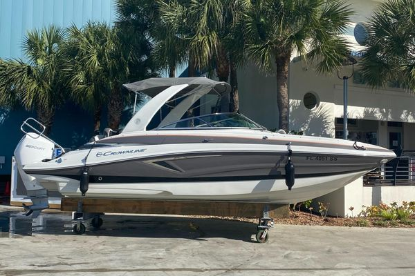 Used Crownline Bowrider Boat For Sale