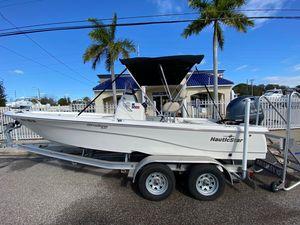 Used Nauticstar NAUTIC BAY 215 XTS Sports Fishing Boat For Sale