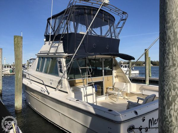 Used Sea Ray 390 SF Sports Fishing Boat For Sale