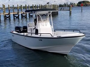 Used Boston Whaler 24 Justice Center Console Fishing Boat For Sale