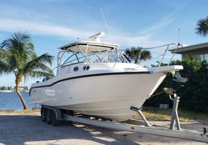 Used Boston Whaler 305 Conquest Walkaround Boat For Sale