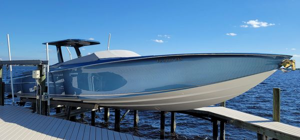 Used Nor Tech 420 Monte Carlo High Performance Boat For Sale