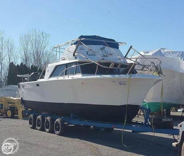 Used John Allmand 28 Ranger Sports Fishing Boat For Sale