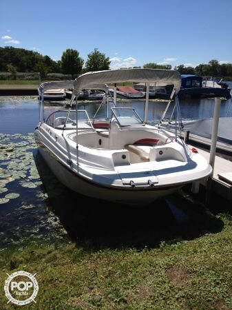 Used Mariah 213DX Deck Boat For Sale