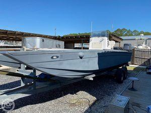 Used La Enterprise Bay 26 Power Catamaran Boat For Sale