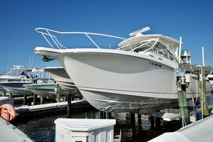 Used Edgewater 335 Express Saltwater Fishing Boat For Sale