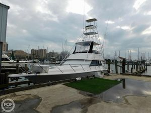 Used Tiara 4300 Sports Fishing Boat For Sale