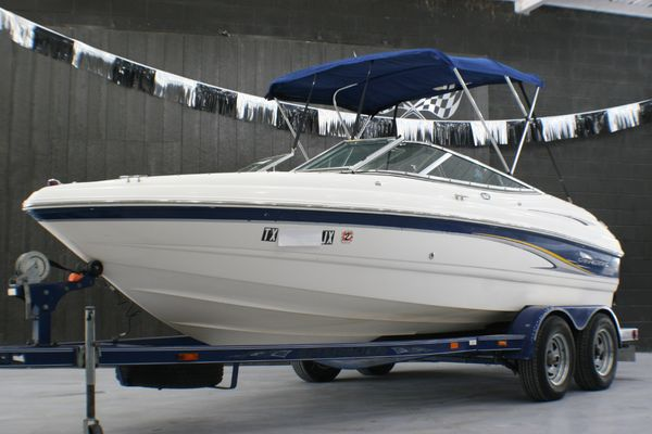 Used Chaparral 183 SS Runabout Boat For Sale