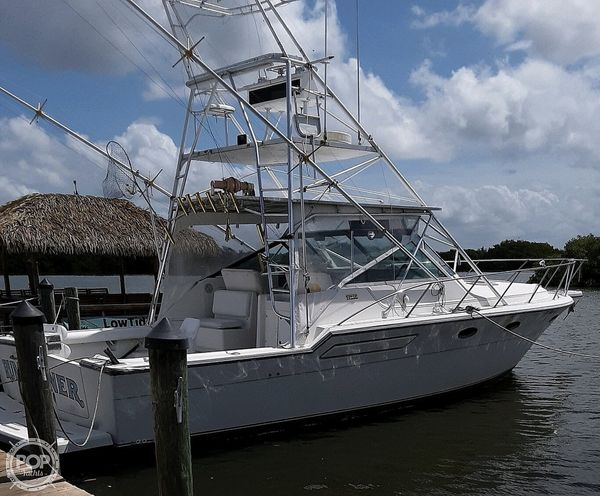 Used Tiara 36 Open Sports Fishing Boat For Sale
