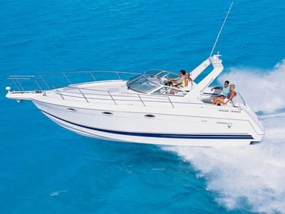 Used Formula 31 PC Power Cruiser Boat For Sale