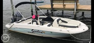 Used Stingray 182SC Deck Boat For Sale
