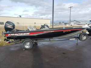 Used Tracker ProTeam 175 TXW Bass Boat For Sale