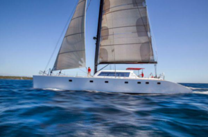 Used Composite Yacht 77 Catamaran Sailboat For Sale