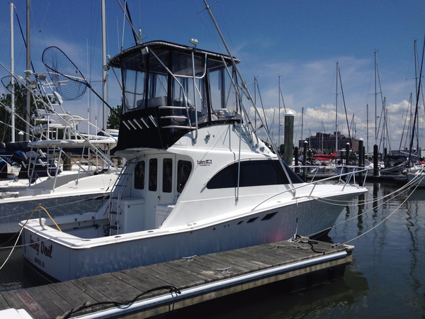 Used Luhrs 32 Tournament Convertible Sports Fishing Boat For Sale