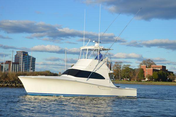 Used Viking 37 Billfish Sports Fishing Boat For Sale