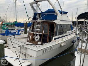 Used Bayliner 3270 Motoryacht Aft Cabin Boat For Sale