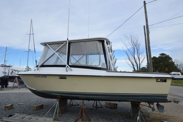 Used Chris-Craft 25 Tournament Sport Fisher Sports Fishing Boat For Sale