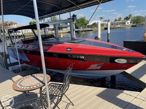 Used Scarab 38 High Performance Boat For Sale