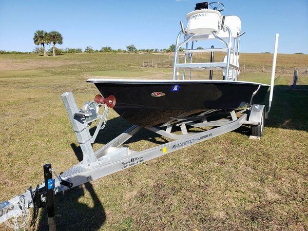 Used Stumpnocker 184 Coastal CC Center Console Fishing Boat For Sale