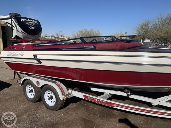 Used Checkmate Vision 221 High Performance Boat For Sale