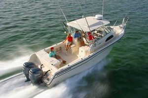 Used Grady White Marlin 300 Center Console Fishing Boat For Sale