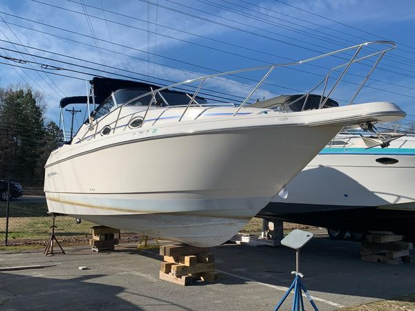 Used Monterey 276 Cruiser Express Cruiser Boat For Sale
