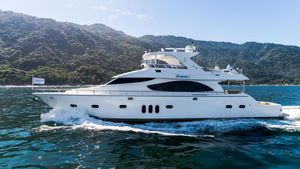 Used Mystica LR Extended Cockpit Motor Yacht For Sale