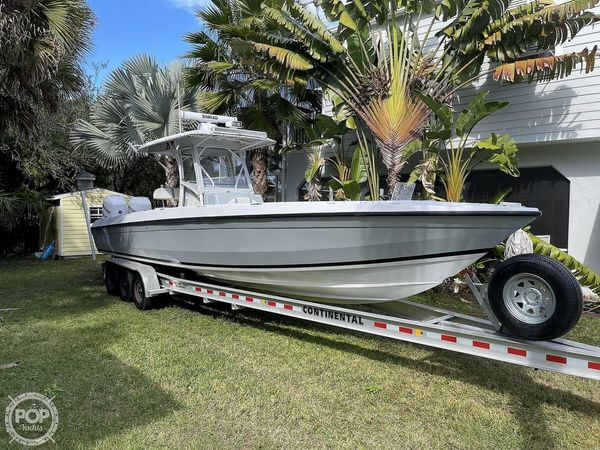 Used Chris-Craft Scorpion Center Console Fishing Boat For Sale