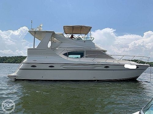 Used Maxum 4100 SCA Aft Cabin Boat For Sale