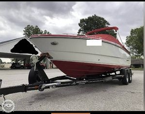 Used Monterey 238 Bowrider Boat For Sale