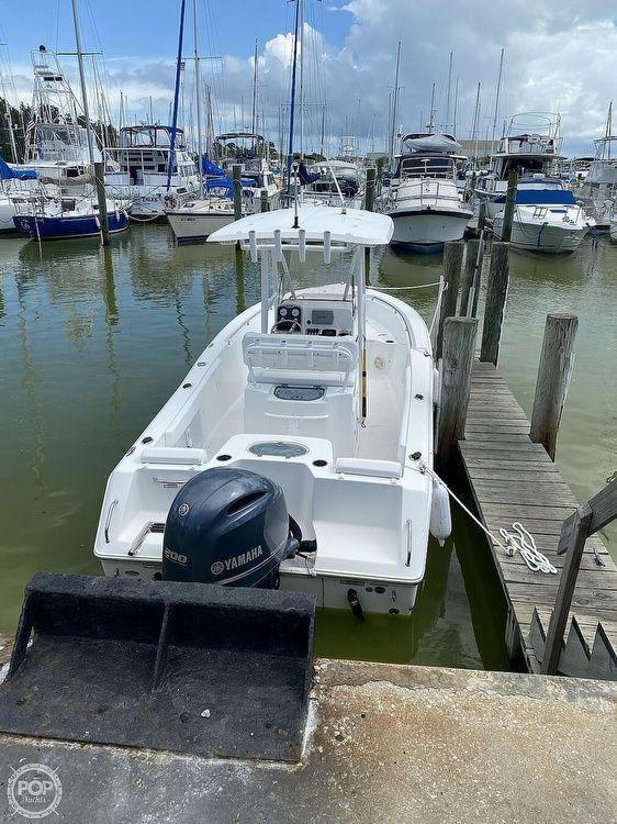 Used Sea Hunt Triton 225 Center Console Fishing Boat For Sale