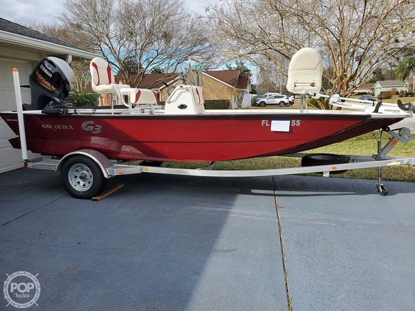 Used G3 Bay 18 DLX Tunnel Bay Boat For Sale