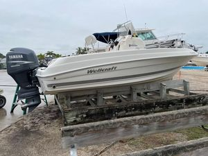 Used Wellcraft 21 Fisherman Center Console Fishing Boat For Sale
