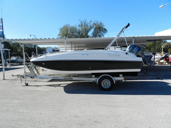 New Hurricane 188 Deck Boat For Sale