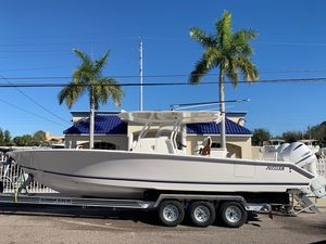 New Jupiter 32 HFS Center Console Fishing Boat For Sale