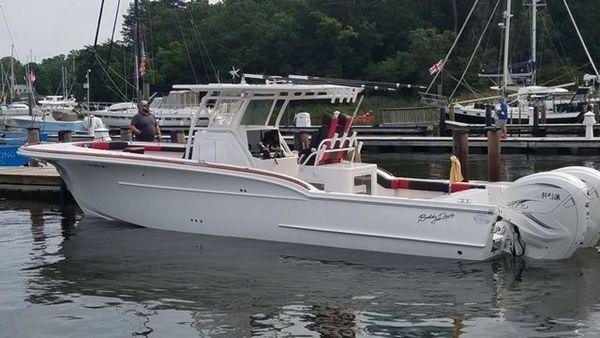 Used Buddy Davis 34 Center Console Cruiser Boat For Sale