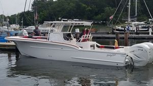 Used Buddy Davis 34 Center Console Cruiser Boat For Sale