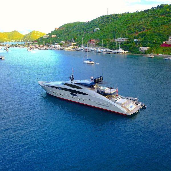 Used Palmer Johnson 150 SportYacht Motor Yacht For Sale
