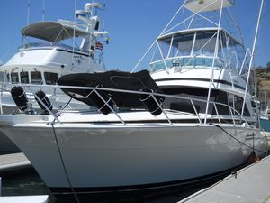 Used Bertram 46.6 Sport Fisher Sports Fishing Boat For Sale