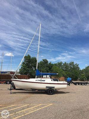 Used Macgregor 22 Venture Sloop Sailboat For Sale