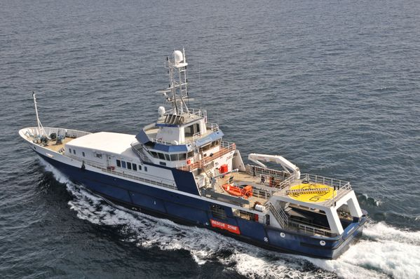 Used Fisheries Surveillance A SPECIAL class vessel dedicated to fisheries surveillance Patrol Boat For Sale