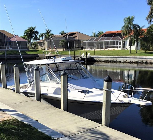 Used Grady White 330 Express Saltwater Fishing Boat For Sale