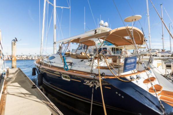 Used Jeanneau 54 Cruiser Boat For Sale