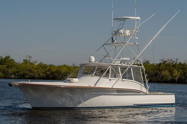 Used Jarrett Bay Boatworks 43 Express Sports Fishing Boat For Sale