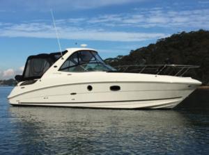 Used Sea Ray 310 Sundancer Express Cruiser Boat For Sale