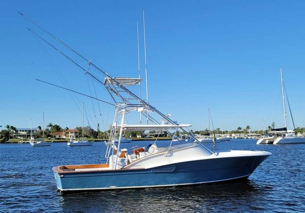 Used Scopinich Express Saltwater Fishing Boat For Sale
