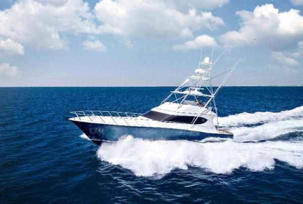 Used Hatteras GT70 Convertible Fishing Boat For Sale