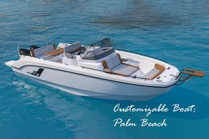 New Beneteau America Flyer 9 Spacedeck Bowrider Boat For Sale
