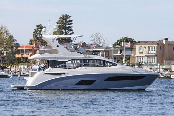 Used Sea Ray Fly 460 Flybridge Boat For Sale